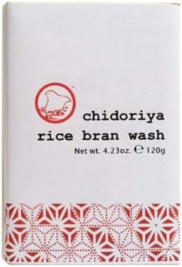 Komenuka Rice Bran Wash 4.2oz wash by Chidoriya