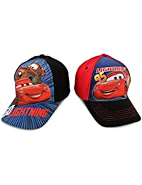 Preschooler and Toddler Baseball Hat, Pack of 2 Hats for Boys Ages 2-7 | Kids Baseball Cap