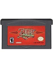 Jhana The Legend of Zelda The Minish Cap 32 Bit Game For Nintendo GBA US Version (Reproduction)