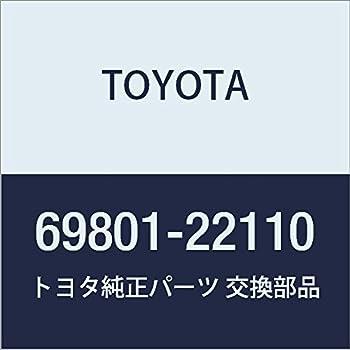 toyota 69801-89122