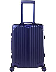 20-29 Luggage Spinner Hard Shell Lightweight Carry On Suitcase--