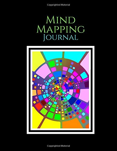 Mind Mapping Journal Notebook To Brainstorm Plan Organize Ideas And Thoughts Map For Creativity And Visual Thinking Publications Sunnyrain 9781079102079 Amazon Com Books