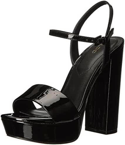 Aldo Women's Kandie Platform Dress Sandal
