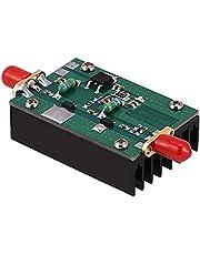 Jarchii Amplificador de Potencia, 3.2W HF VHF UHF FM Transmisor Módulo de Amplificador de Potencia para Todo Tipo de Aplicaciones inalámbricas Radios de Onda Corta Juguetes de Control Remoto