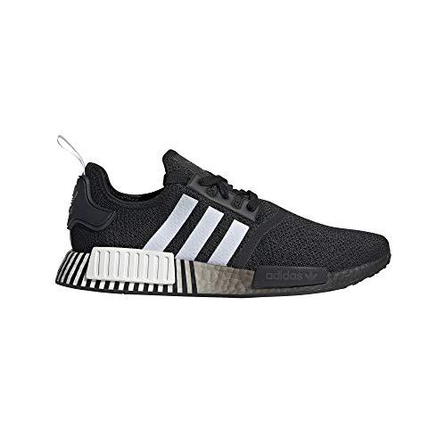 adidas Originals Men's NMD_r1 Shoe, Black, 12 M US