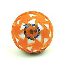 Sphero EXO Cover for Sphero Robotic Ball 2.0 & SPRK Editions - Orange