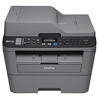 Brother MFC-L2685DW All-in-One Monochrome Laser Printer with Wireless Networking and Duplex Printing,Print- Scan- Copy- Fax