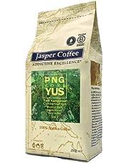 JASPER COFFEE PNG Tree YUS 250g Ground, 250 Grams