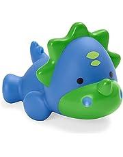 Skip Hop Dino Light Up Baby Bath Toy, Blue, Small,