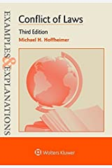 Examples & Explanations: Conflict of Laws by Michael H. Hoffheimer (2016-02-01) Paperback