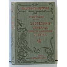 Encyclopédie agricole zootechnie générale