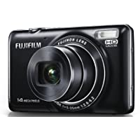 Fujifilm JX370 14.0 MP Digital Camera - Black