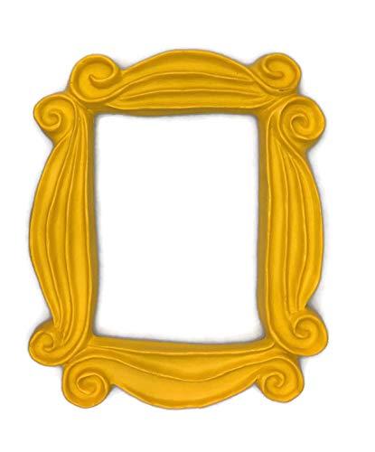 A peephole frame like Monica's. If either you, a