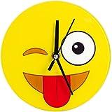 Crazy Emoji Wall-Desk Clock