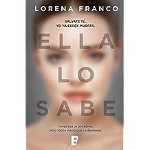 Ella lo sabe (Spanish Edition)
