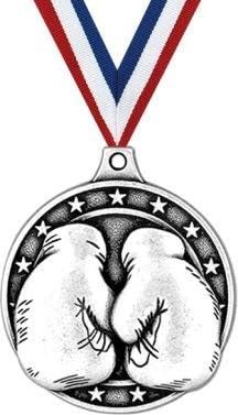 クラウンAwards Boxing Medals – 2