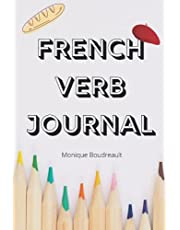 French Verb Journal