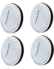 OxoxO 4Pack Replacement Filters, Pre-Motor Foam Filters Replacement for Eureka NEU180, NEU180B, NEU180C, NEU182A, NEU12CT, NEU186, NEU188, NEU188A, NEU190, NEU192A