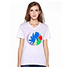 Alt-J This Is All Yours Screen Print Graphic Women's V Neck Crazy T-shirt