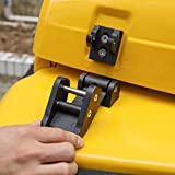 RT-TCZ Aluminum Hood Latches Catch Kit for Jeep