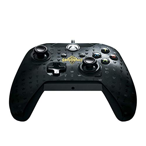 PDP Kingdom Hearts Controller for Xbox One, 048-128 - Xbox One