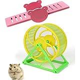 JUILE YUAN Hamster Exercise Wheel - 5.9 inch