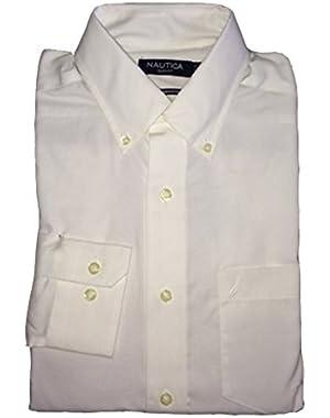 Men Slim Fit Long Sleeve Shirt