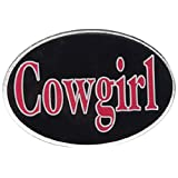 Knock Out Decals 404H 'Cowgirl' Hitch Cover