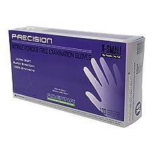 Adenna Precision Nitrile Powder Free Exam Gloves, Violet, XS, 100 Count