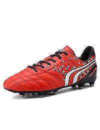 DREAM PAIRS Zapatillas de Fútbol para Hombre