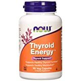 NOW Foods Thyroid Energy-90 Vegi Caps