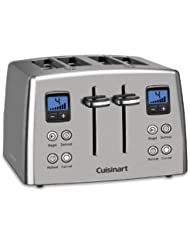 Cuisinart Countdown Stainless Steel Toaster