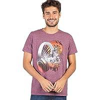 Camiseta Estampa fone de ouvido, Taco, Masculino