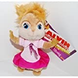 Alvin and the Chipmunks - The Squeakuel Plush - Brittany [Toy]