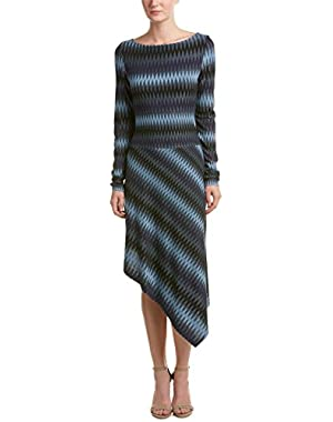 Bcbgmaxazria Peighton Midi Dress