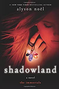 Shadowland (The Immortals, Book 3)