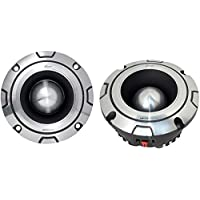 Lanzar OPTIBT44 Optidrive 600 Watt Heavy Duty Aluminum Bullet Super Tweeter