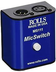rolls Włącznik/wyłącznik mikrofonowy (MS111)