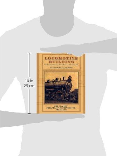 Locomotive Building: Construction of a Steam Engine for Railway Use: Amazon.es: Flanders, Ralph E.: Libros en idiomas extranjeros