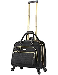 Steve Madden Luggage Illusion Wheeled City Bag