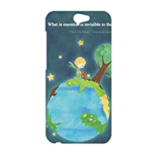 Htc One A9 Cover,Le Little Prince Quotes Phone Case Unique Custom Animation Movies The Little Prince Le Petit 3D Protect Case Cover
