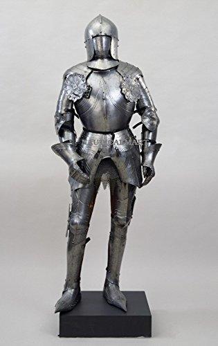 compras de moda online Gothic Suit Suit Suit Of Armor - Full Suit Of Armor Wearable Costume By NAUTICALMART  precios mas bajos