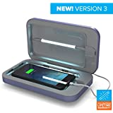 Phonesoap 30 Uv Sanitizer And Universal Phone Charger Periwinkle 30 Single