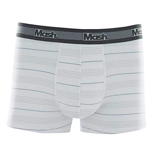 Mash Cueca Boxer, Masculino, Branco, M