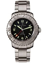 Specialties GMT Divers 2250-1130-71 40.5mm Automatic Silver Steel Bracelet & Case Anti-Reflective Sapphire Men's Watch