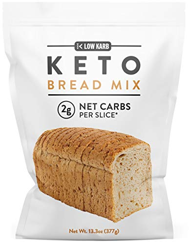 Low Karb Keto Bread