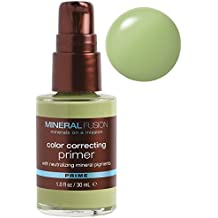 Mineral Fusion Primer, Color Correcting, 1 Ounce
