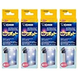 Zojirushi Electric Pot / Inner Container Cleaner,(4 Boxes with 4 packets each) 16 Packets