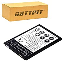 Battpit™ New Cell Phone Battery Replacement for Samsung Galaxy S4 MINI (2500 mAh) (Ship From Canada)