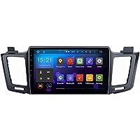 SYGAV 10.2 Inch Android 5.1.1 Lollipop Car Stereo Radio GPS Sat Nav Head Unit for Toyota RAV4 2014-2015